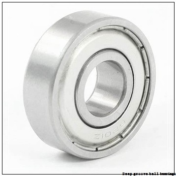 88.9 mm x 206.375 mm x 44.45 mm  skf RMS 28 Deep groove ball bearings