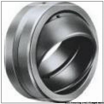 1.5000 in x 5.6563 in x 102 mm  skf F2B 108-FM Ball bearing oval flanged units