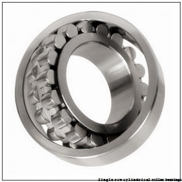 50 mm x 110 mm x 40 mm  NTN NUP2310ET2XC3U Single row cylindrical roller bearings