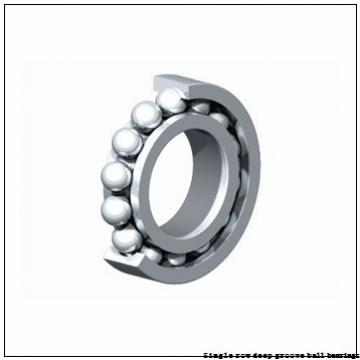 50 mm x 80 mm x 16 mm  NTN 6010LLUAC3/2E Single row deep groove ball bearings