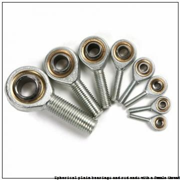 skf SIA 60 TXE-2LS Spherical plain bearings and rod ends with a female thread
