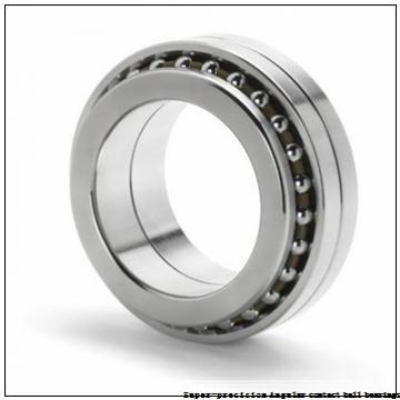 75 mm x 105 mm x 16 mm  skf 71915 CE/P4A Super-precision Angular contact ball bearings