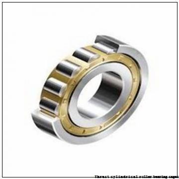 NTN K81117T2 Thrust cylindrical roller bearing cages