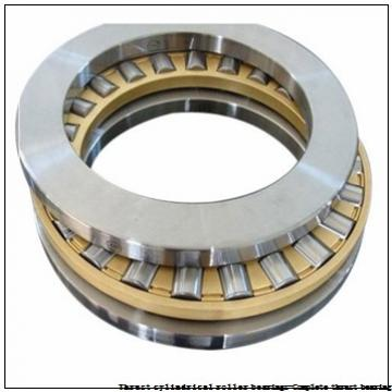 NTN 81207T2 Thrust cylindrical roller bearings-Complete thrust bearing
