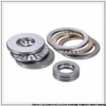 NTN 81117T2 Thrust cylindrical roller bearings-Complete thrust bearing