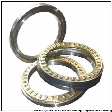 100 mm x 170 mm x 14.5 mm  NTN 89320L1 Thrust cylindrical roller bearings-Complete thrust bearing