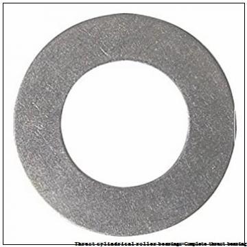 NTN 81210T2 Thrust cylindrical roller bearings-Complete thrust bearing