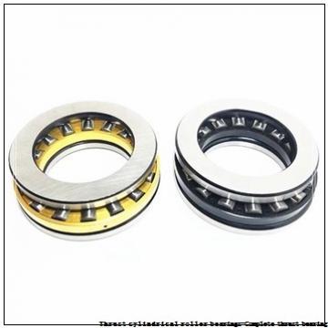 NTN 81208T2 Thrust cylindrical roller bearings-Complete thrust bearing